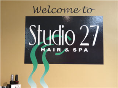 Studio 27 Hair Design - Eyebrow Threading