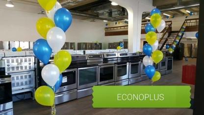 EconoPlus - Magasins d'appareils électroménagers d'occasion