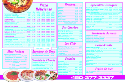 Quebec Pizzeria - Restaurants italiens - 450-377-3337
