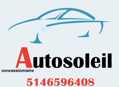 Concessionnaire Autosoleil - Used Car Dealers