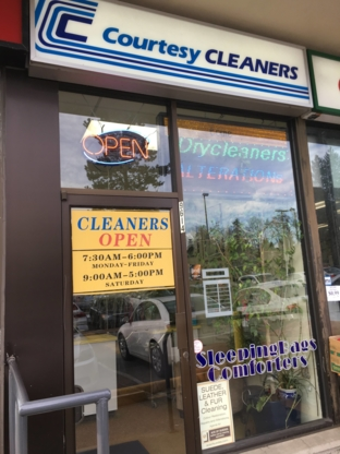 Courtesy Cleaners - Dry Cleaners