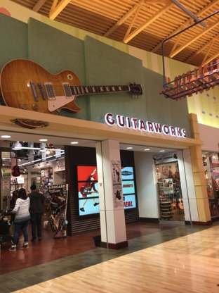 Guitarworks - Musical Instrument Stores