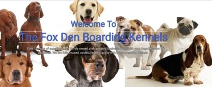 The Fox Den Boarding Kennels - Kennels
