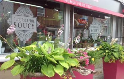 A la Fleuristerie Soucy - Florists & Flower Shops
