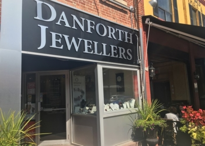 Danforth Jewellers - Bijouteries et bijoutiers - 416-465-1818