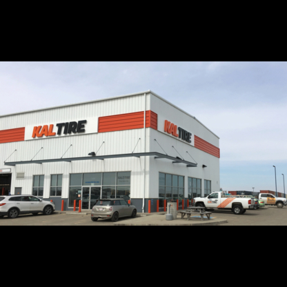 Kal Tire - Tire Retailers - 780-960-3930