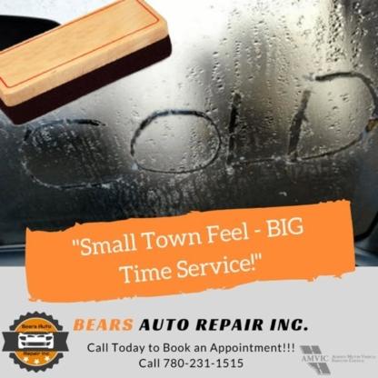 Bears Auto Repair Inc - Auto Repair Garages