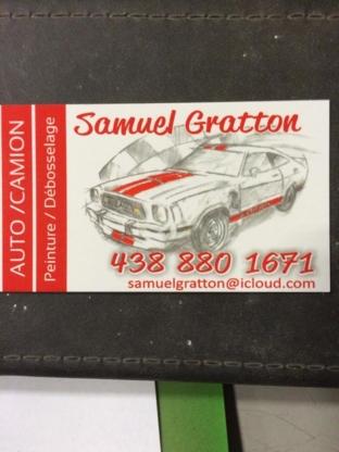 View Carrosserie Samuel Gratton's Repentigny profile