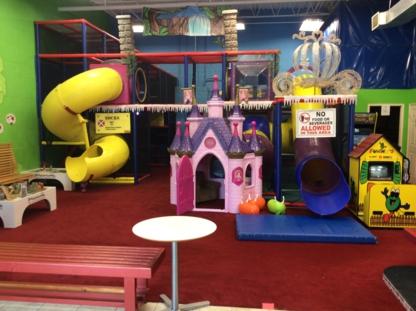 Jellybeenz Indoor Playground - Centres et parcs d'attractions - 905-463-2336