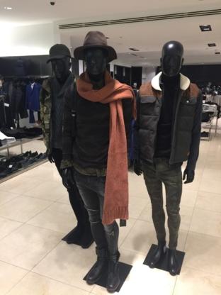 ZARA - Clothing Stores - 450-435-8255