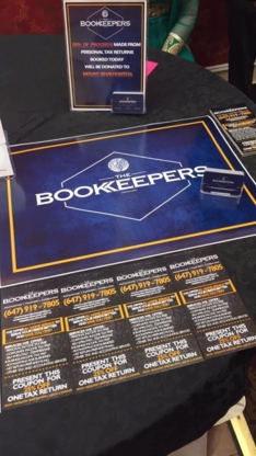 The Bookkeepers - Accountants - 647-919-7805