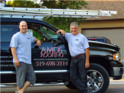 Amos Roofing Inc - Roofers - 519-698-2114