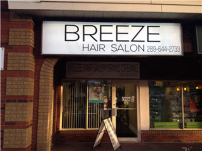 Breeze Hair Salon - Hairdressers & Beauty Salons - 289-644-2733