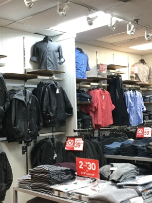 International Clothiers - Men's Clothing Stores