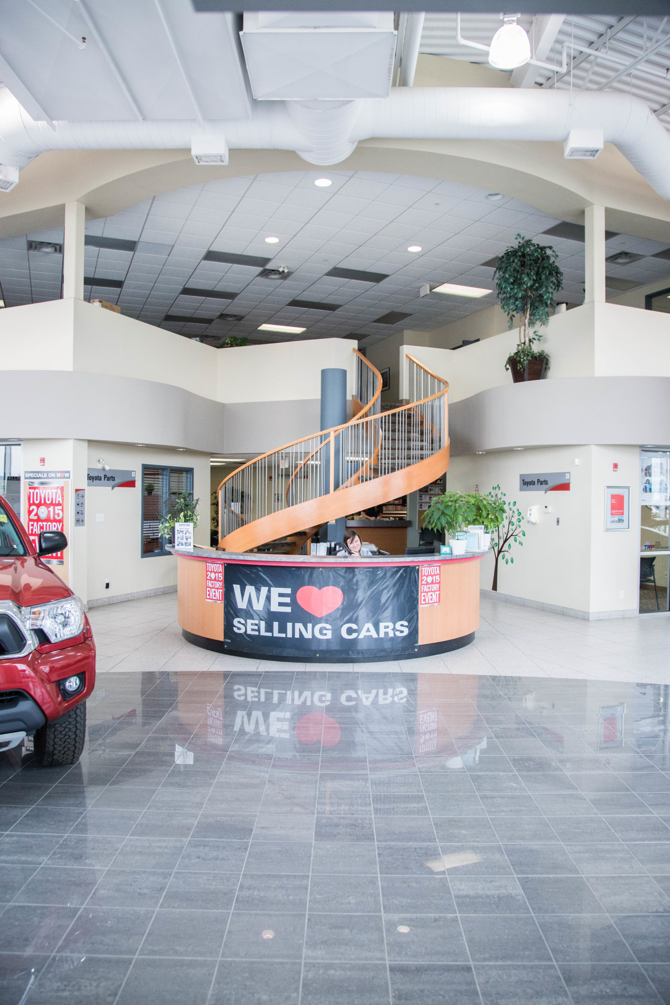 Lethbridge Toyota - Opening Hours - 3524 2nd Avenue South