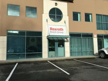 Rexroth Canada Corp - Hydraulic Equipment & Supplies - 604-461-5777