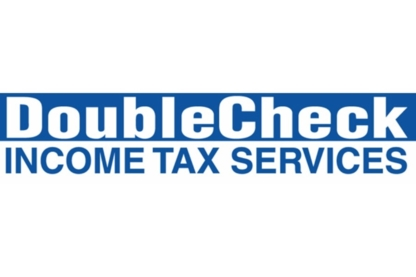 Doublecheck Income Tax Services - Préparation de déclaration d'impôts - 613-235-3933