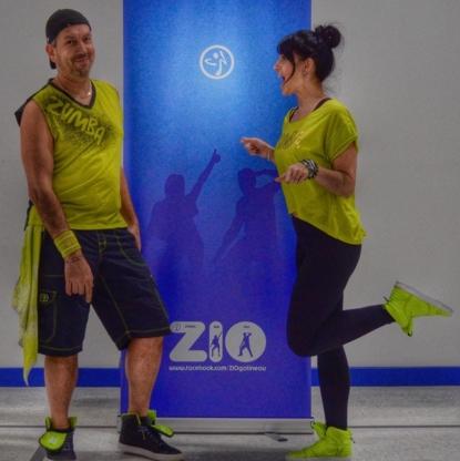 Zio Zumba avec Iza & Oli - Salles d'entraînement - 819-661-3508