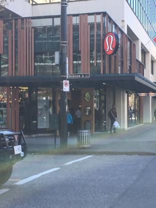 Lululemon Athletica - Sportswear Stores
