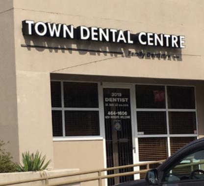 Town Dental Centre - Dentists - 604-464-1606