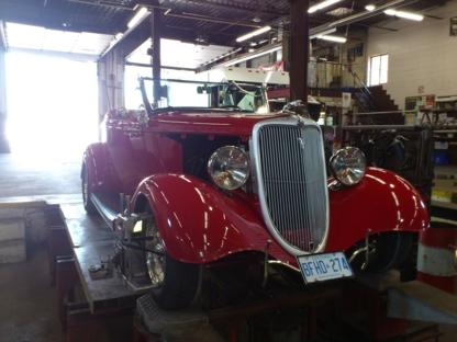 Putney's Brake & Alignment Service - Auto Repair Garages