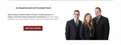 Baker Newby LLP - Lawyers - 604-792-1376