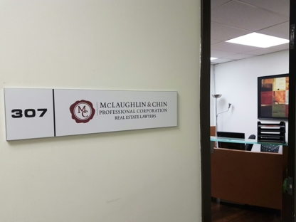 Mclaughlin and Chin Professional Corporation - Lawyers