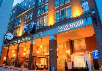 Marriott SpringHill Suites Vieux-Montréal - Hôtels - 514-875-4333