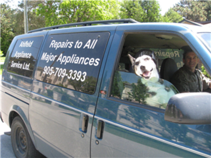 Ahlfeld Appliance Service - Appliance Repair & Service