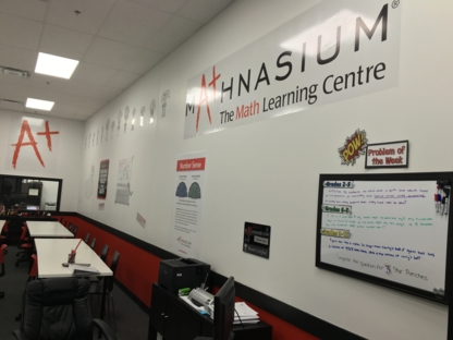 Mathnasium of Richmond Hill - Educational Consultants - 905-707-6284