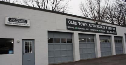 Olde Town Auto Repair & Service Ltd - Car Repair & Service - 905-454-6533