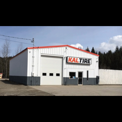 Kal Tire - Tire Retailers - 250-674-3388