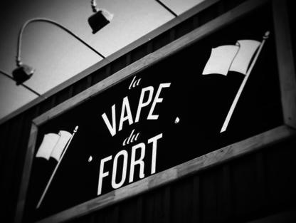 La Vape Du Fort Inc - Electronics Stores - 450-447-7333