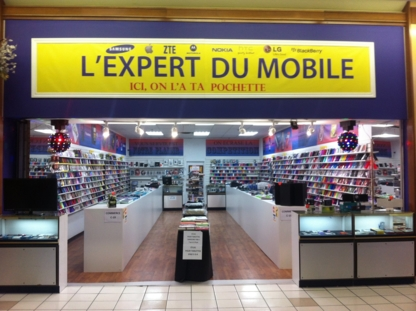 L'expert du mobile - Wireless & Cell Phone Accessories - 514-758-3536