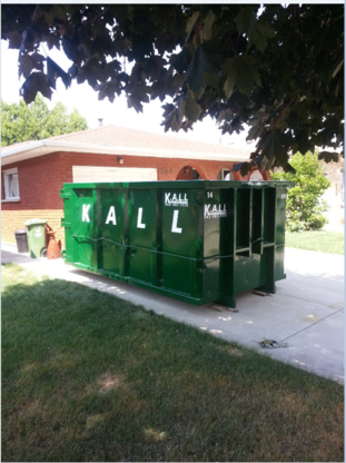 K.A.L.L Bin Services Inc - Bulky, Commercial & Industrial Waste Removal - 905-981-7518