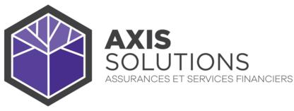 Axis Solutions Assurances Et Services Financiers - Insurance Brokers - 450-433-6767