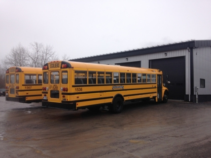 Autobus Des Seigneuries - Bus & Coach Rental & Charter - 418-972-1117