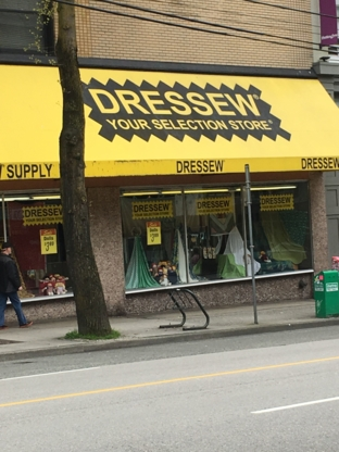 Dressew Supply Ltd - Fabric Stores - 604-682-6196