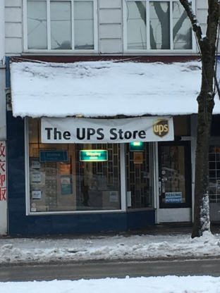 View The UPS Store's Vancouver profile