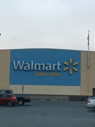 Walmart Supercentre - Grands magasins