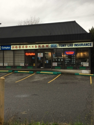 View Tony Lau Insurance Agencies's Vancouver profile