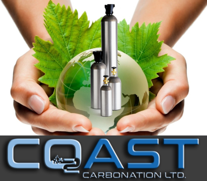 Coast Carbonation Ltd. - Hydroponic Systems & Equipment