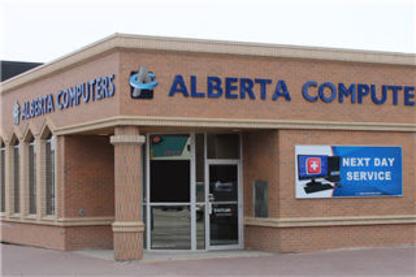 View Alberta Computers's Crooked Creek profile