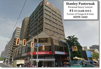Pasternak Stanley - Business Lawyers - 416-961-8144