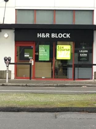 H&R Block - Tax Return Preparation - 604-433-2711