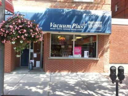 Vacuum Plus - Home Vacuum Cleaners