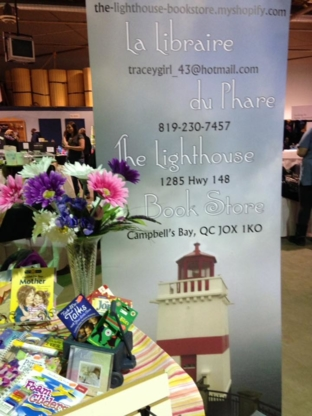 The Lighthouse Bookstore - Book Stores - 819-230-7457