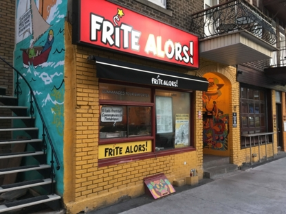 Frite Alors - Burger Restaurants