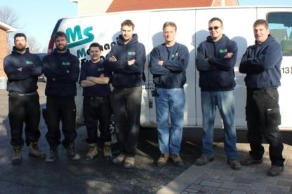 M S Mechanical & Sons - Heating Contractors - 613-931-1887