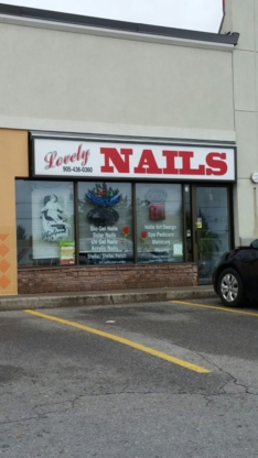 Lovely Nails - Hairdressers & Beauty Salons - 905-436-0360